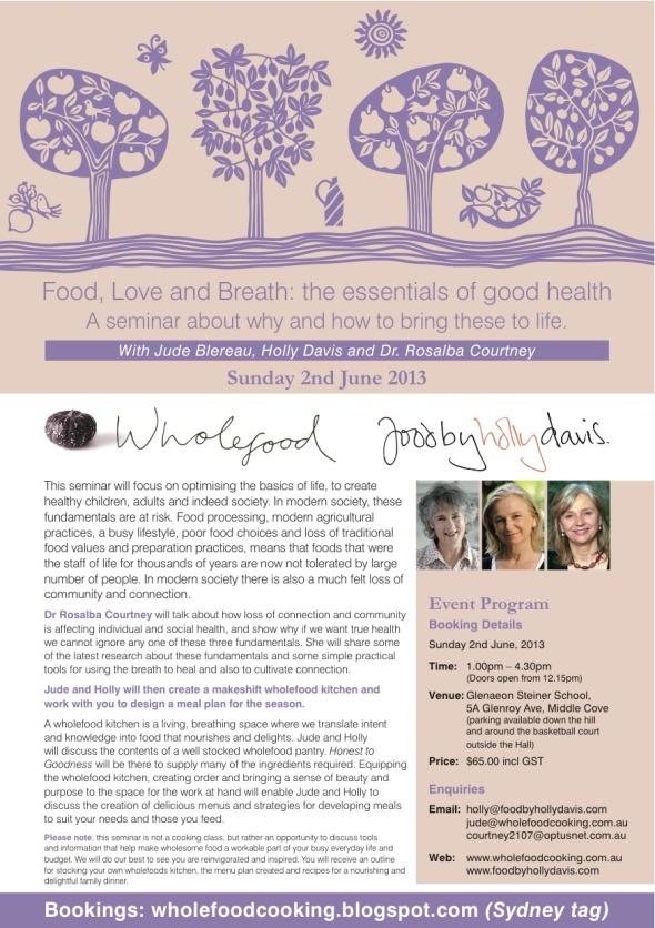 Seminar invite June 2013